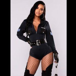 Fashion Nova Police Costume